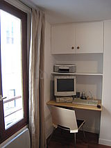 アパルトマン パリ 10区 - ベッドルーム