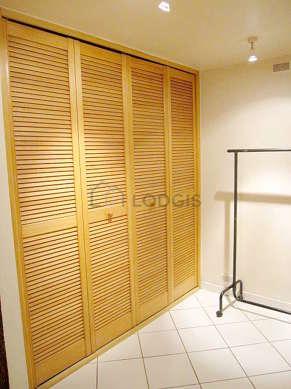 Duplex Paris 16° - Dressing
