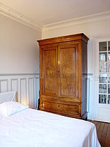 Appartement Paris 5° - Chambre