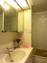 Apartamento Paris 8° - Casa de banho 2