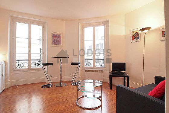 Wohnung Paris 14°   Wohnzimmer