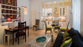 Квартира Rue Sainte-Croix De La Bretonnerie Париж 4°