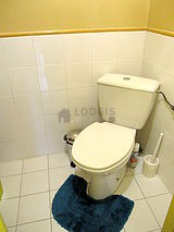 Apartment Paris 2° - Toilet