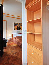 Appartement Paris 8° - Dressing