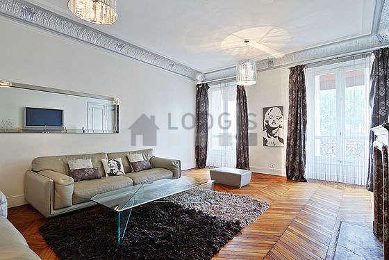 Exceptionnel Appartement Paris 8°   Séjour