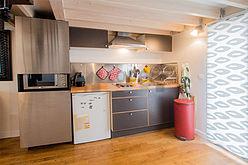 Dúplex Paris 13° - Cozinha