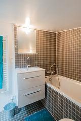 Duplex Paris 13° - Salle de bain