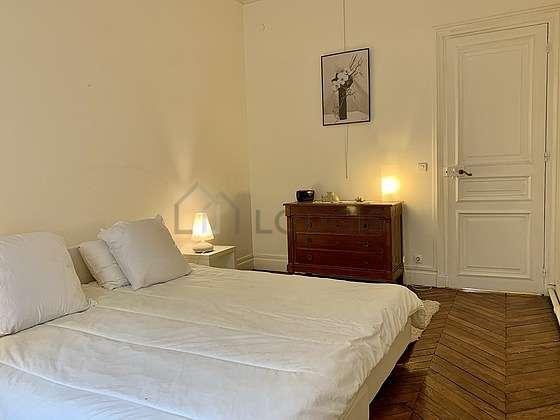 Chambre très calme pour 2 personnes équipée de 1 lit(s) de 180cm