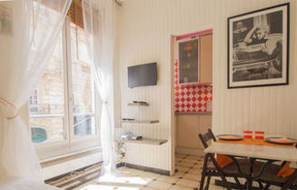 公寓 Rue Saint-Denis 巴黎2区