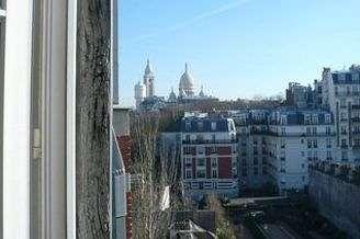 Montmartre Париж 18° студия