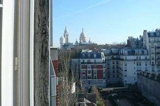 Montmartre Paris 18° Estúdio