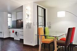Duplex Paris 1° - Salle a manger