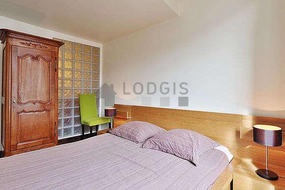 Duplex Paris 1° - Chambre