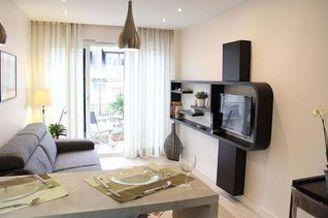 Wohnung Rue Desbordes-Valmore Paris 16°