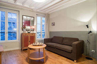 Père Lachaise Париж 20° 1 спальня Квартира