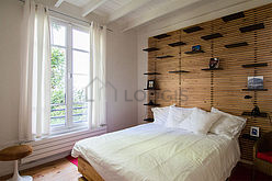 Триплекс Париж 15° - Спальня