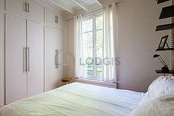 Triplex Paris 15° - Chambre
