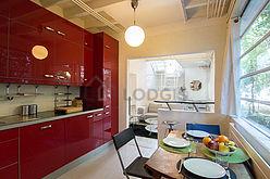 Triplex Paris 15° - Cuisine