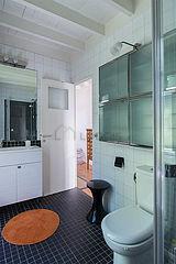 Triplex Paris 15° - Salle de bain