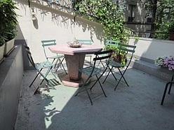 Triplex Paris 15° - Terraça
