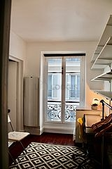 Apartment Paris 19° - Study