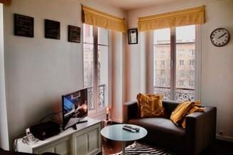 Apartment Passage De Flandre Paris 19°