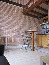 雙層公寓 巴黎4区 - 廚房