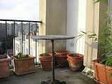 Duplex Paris 4° - Terrace