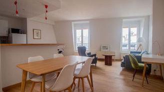 Appartement Rue Étienne Marcel Paris 1°