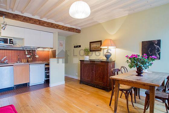 Location appartement 1 chambre paris 20 rue des mara chers meubl 34 m p re lachaise - Location appartement paris meuble ...