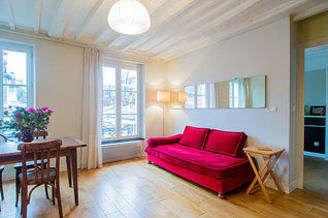 Père Lachaise Paris 20° 1 Schlafzimmer Wohnung