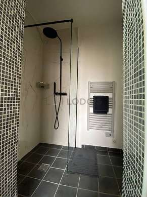 Pleasant and very bright bathroom with double-glazed windows
