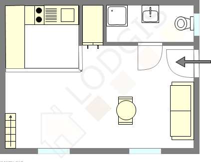 plan appartement interactif
