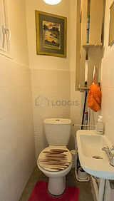 Apartamento París 13° - WC