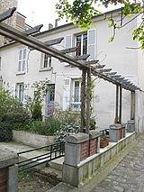 Duplex Paris 13° - Jardin
