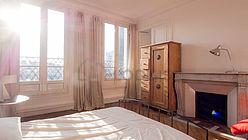 公寓 巴黎6区 - 卧室 2
