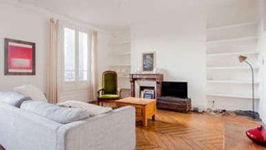 Notre Dame des Champs Paris 6° 2 Schlafzimmer Wohnung