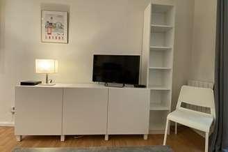Commerce – La Motte Picquet Paris 15° 1 bedroom Apartment