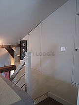 Duplex Paris 1° - Mezzanine