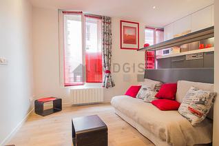 Appartement Rue Richard Lenoir Paris 11°