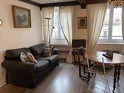 Apartment Paris 6° - Living room
