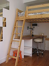 Appartement Haut de seine Nord - Chambre