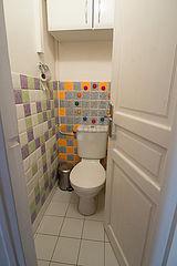 Квартира Париж 9° - Туалет