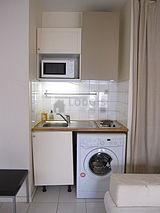 Appartement Paris 9° - Cuisine