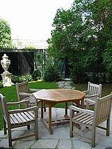 Appartement Paris 16° - Jardin