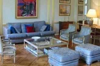 Appartamento Avenue Foch Parigi 16°