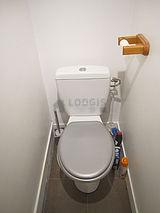 Appartement Paris 18° - WC