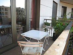 Apartment Paris 5° - Terrace