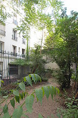 Appartement Paris 16° - Jardin