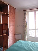 Appartement Paris 18° - Alcove